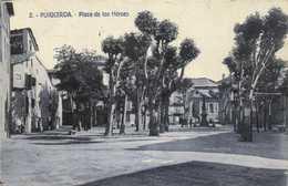 PUIGCERDA  Plaza De Los Heroes RV - Gerona