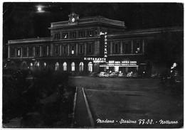 Modena - Stazione Ferroviaria - Insegna Luminosa Birra Pedavena. - Modena