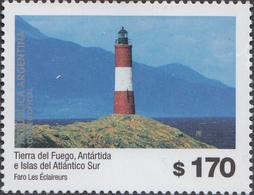Argentina 2019, Lighthouse Tierra Del Fuego. $170 MNH - Leuchttürme