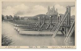 SPEYER A. Rh. Schiffbrücke - Speyer