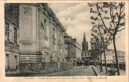 D31  TOULOUSE  Façade De La Nouvelle école Des Beaux- Arts- Quai De La Daurade  ... - Toulouse