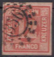 "Mi-Nr. 6, Vollrandig, Sauberer OMR ""356"" - Bavaria"