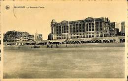 CPA - Belgique - Westende - Le Westende Palace - Westende