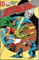 Silver  Blade N° 2     By Bates , Colan & Mitchell ( Vo ) - DC