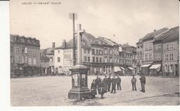 Carte  ARLON - Arlon