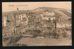 LUXEMBOURG VIANDEN  LES RUINES DU CHATEAU - Vianden