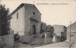 CPA-MARSEILLE- LES CAMOINS- Chapelle Des Pénitents - Les Caillols, La Valentine