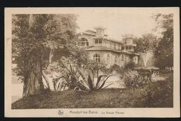 LUXEMBOURG  MONDORF LES BAINS  LA GRANDE PISCINE - Mondorf-les-Bains