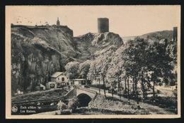 LUXEMBOURG  ESCH A.D. SAUER   LES RUINES - Esch-sur-Sure