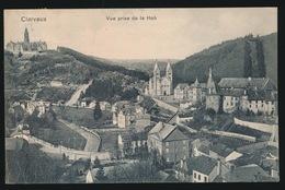 LUXEMBOURG  CLERVAUX  VUE PRISE DE LA HOH - Clervaux