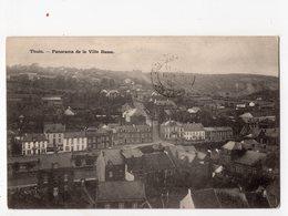 47 - THUIN - Panorama De La Ville Basse - Thuin