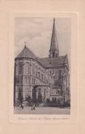 51, Reims, Abside De L'Eglise Saint André - Reims
