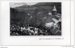 63 - ORCIVAL - L'église (Pèlerinage) - Autres Communes