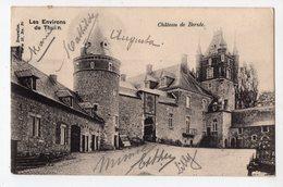 54 - THUIN - Château De BERZéE    *Nels Série 10 N° 30* - Thuin
