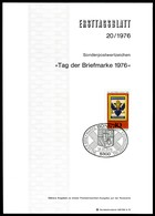 BRD - 1976 ETB 20/1976 - Mi 903 - 10 Pf                 Tag Der Briefmarke 76 - [7] República Federal
