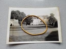 Attre Chateau   Photo Originale - Cartes Postales