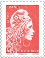 5253** Marianne 2018 - France