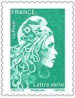 5252** Marianne 2018 - Francia
