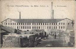 CPA-LES MILLES- Tuilerie De La Méditerranée - Aix En Provence