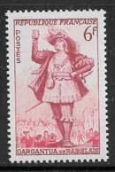 Maury 943 - 6 F Gargantua - * - Francia