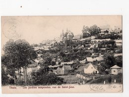 58 - THUIN - Les Jardins Suspendus Vus De Saint Jean - Thuin