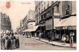 Paris : Série ''Tout Paris '' N° 175:  Rue Des Entrepreneurs  XV Ar - Francia