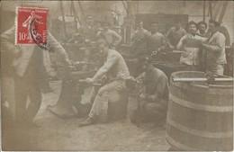CPA-MARSEILLE- Atelier Mécanique - Cinq Avenues, Chave, Blancarde, Chutes Lavies