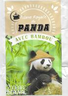 Sachet De Tisane Royale Du Panda. (Voir Commentaires) - Autres Collections