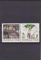 2010 - Europa Cept - Suede - Sweden - Sverige - N° YT 2715 Et 2716** Paire - 2010