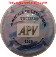 BELLE CAPSULE CHAMPAGNE VAUTHIER YANNICK APV 2020 REF N°2c NEWS - Collections