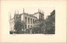 Ansichtskarte Köln Wallraf-Richartz-Museum 1902 - Koeln