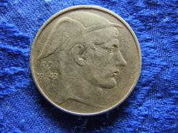 BELGIUM 20 FRANCS 1949, KM140.1 FRENCH - 1945-1951: Régence