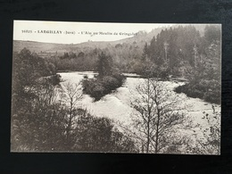 39 - LARGILLAY - L'Ain Au Moulin De Gringalet  -205 - France