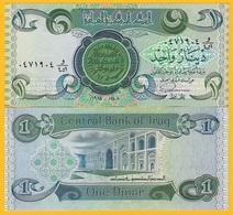 Iraq 1 Dinar P-69a 1984 UNC Banknote - Irak
