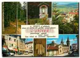 CPM La Louvesc Ardeche - La Louvesc