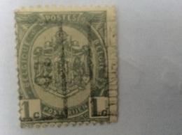 Tongres 07 Nr 894 Azz - Rollo De Sellos 1900-09