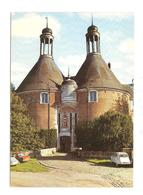Saint Fargeau (89170) Le Chateau De Saint Fargeau - L'egende Au Dos  ( Voiture - Automobile Ancienne ) - Saint Fargeau