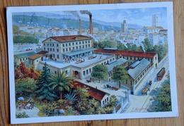 06 : Grasse - Parfumerie Fragonard - Notre Usine De Grasse En 1910 - CPM -  (n°17196) - Grasse