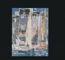 R11037-E. ERNEST-KOSMOWSKI-Honfleur6Musée Eugène Boudin - Paintings