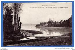 C060 Ille Et Vilaine 945 St Servan Sur Mer  Les Bords De La Rance L'anse Du Troctia (voyagé 1930) - Saint Servan
