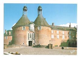 Saint Fargeau (89170) Le Chateau De Saint Fargeau ( XVe - XVIIe S ) Les Tours De Bar Et De Toucy - Saint Fargeau