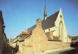 LEUVEN : Groot Begijnhof St. Jan-de-Doperkerk - Zicht Op De Zuid-oostzijde Van De Kerk - Leuven
