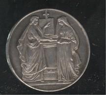 Jeton De Mariage (22) - 24 Mm - 7 Gr. - Initiales + Date 1883 - France