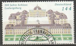 PIA - GERMANIA - 2004 : 300° Anniversario Del Castello Di Ludwigsburg- (Yv 701) - Usati