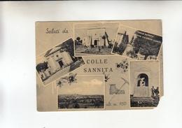 COLLE SANNITA    -VEDUTA - Benevento
