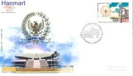 Indonesia 1997 Mi 1726 FDC ( FDC ZS8 INS1726 ) - Indonesia