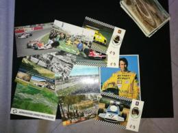 Postcards Sports Motori Automobilsmo Motociclismo Etc.total 38 Postcards - Circuiti Monza Montecarlo Francorchamps Etc. - Motorsport