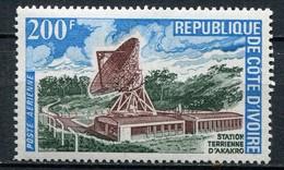 Elfenbeinküste Mi# 419 Postfrisch MNH - Space - Costa D'Avorio (1960-...)