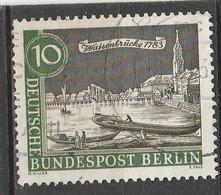 PIA - BERLINO - 1962-63 : Immagini Della Vecchia Berlino - Ponte Di Waisen - (Yv 197) - Ponti