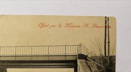 Circuit De La Sarthe 1906.offerte Par La Maison( Benoistor ?) ) ? E13 - Vibraye